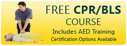 Free CPR/BLS Course