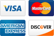 Credit Cards Accepted by American BLS