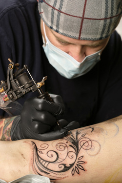 bloodborne pathogens training for tattoo artists