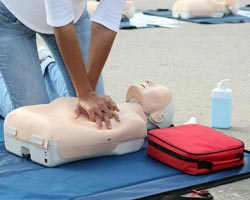 CPR and First Aid Course Online